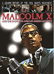 Malcolm X and the Fight cover