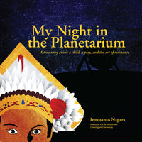My Night in the Planetarium cover