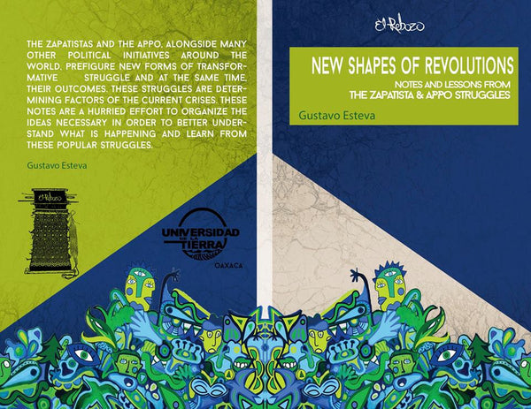 New Shapes of Revolutions cover