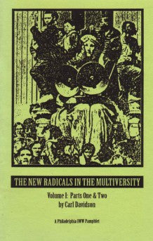 The New Radicals in the Multiversity: Volume I - Parts One & Two
