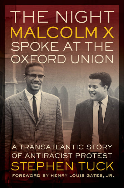 Night Malcolm X Spoke at the Oxford Union