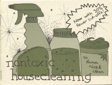 Nontoxic Housecleaning