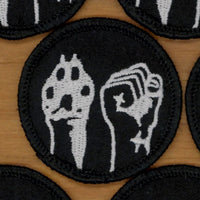 Paw & Fist Patch