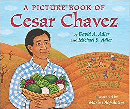 Picture Book of Cesar Chavez cover