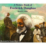 Picture Book of Frederick Douglass cover