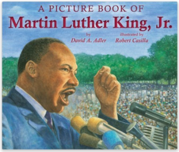 Picture Book of MLK, Jr cover