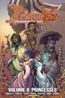 Princeless Volume 8 Princesses