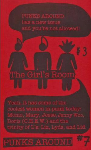 Punks Around #7 - Girl's Room