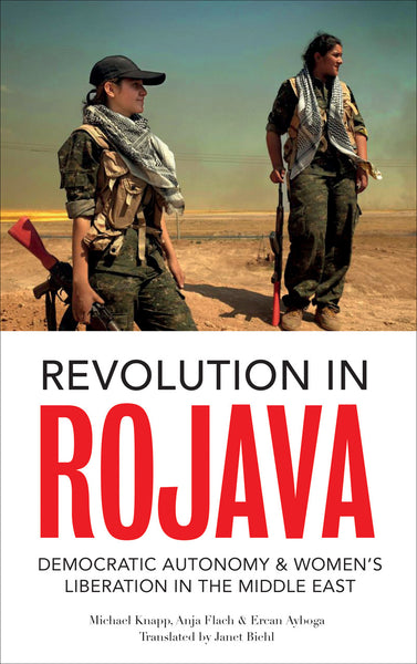 Revolution in Rojava cover