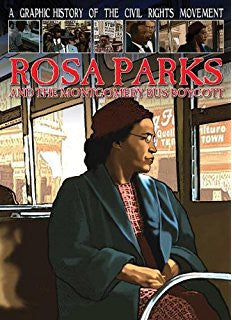 Rosa Parks graphic cover