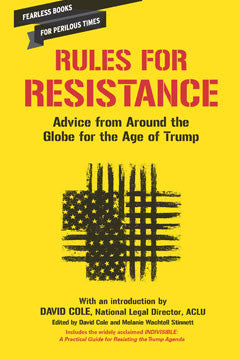 Rules for Resistance cover