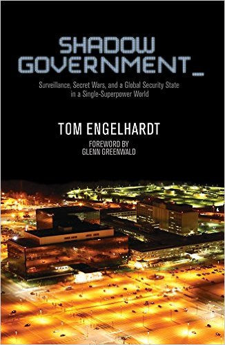 Shadow Government cover