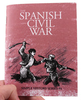 The Spanish Civil War: Simple History Series #4