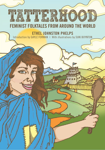 Tatterhood Feminist Folktales 1 cover