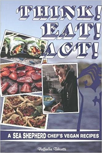 Think Eat Act cover