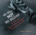 We Will Not be Silent cover