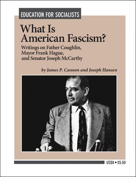 What is American Fascism?