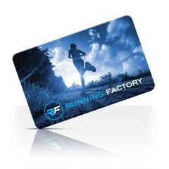 Running Factory Gift Card