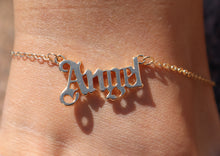 Load image into Gallery viewer, Angel Anklet