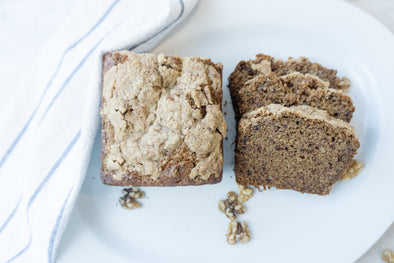 Unsifted's whole grain banana bread