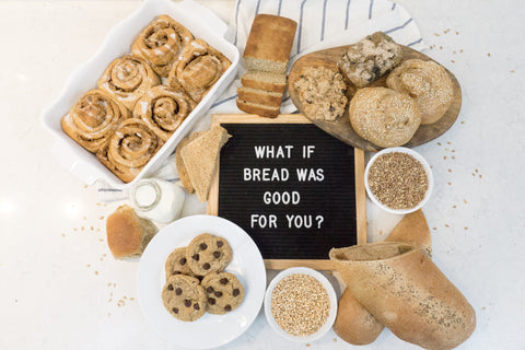 What if bread was good for you?