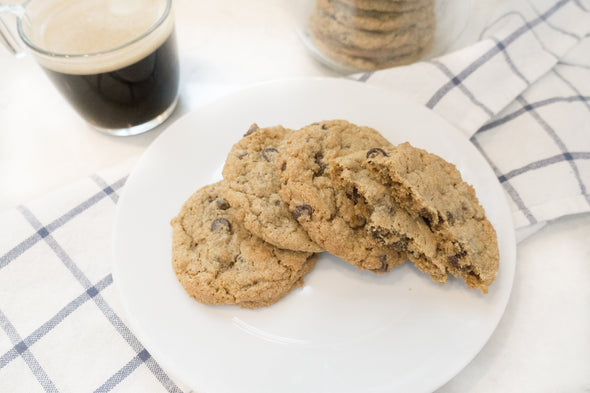 Chocolate Chip Cookies - made with Dessert Berry Blend