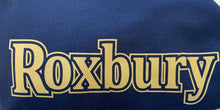 Load image into Gallery viewer, Navy Roxbury Hooded Sweatshirt