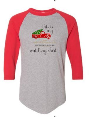 Hallmark Watching Holiday Shirt