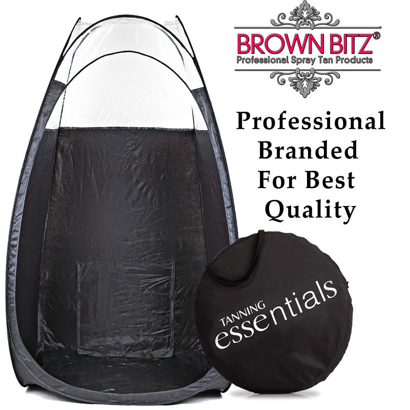 Spray Tanning Pop Up Multi Purpose spray tan tent Booth - Brown Bitz Spray Tan Solutions  sc 1 st  Brown Bitz & Spray Tanning best quality Professional Pop Up spray tan tent ...