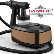 Allure Professional Spray tan system by Aura Tanning - Brown Bitz                                                                                                                                                            .