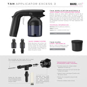 Marque labs all in one spray tanning booth