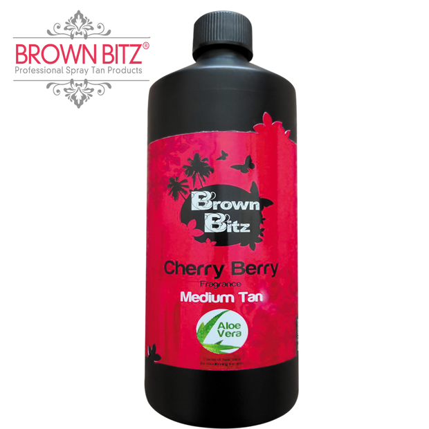 Brown Bitz best cherry berry spray tan solution 8% choose your size - Brown Bitz                                                                                                                                                            .