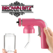 Rapid Professional spray tan solutions machine by tanning essentials choose colour - Brown Bitz                                                                                                                                                            .