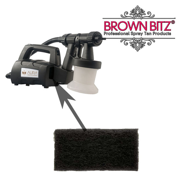 Aura Wagner compact elite W610 replacement air filter - Brown Bitz                                                                                                                                                            .