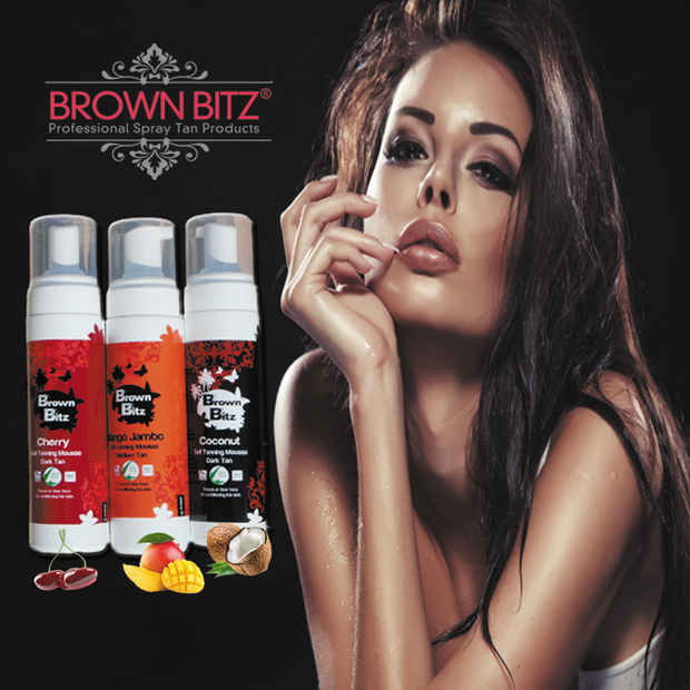 6 tanning mousses Bundle