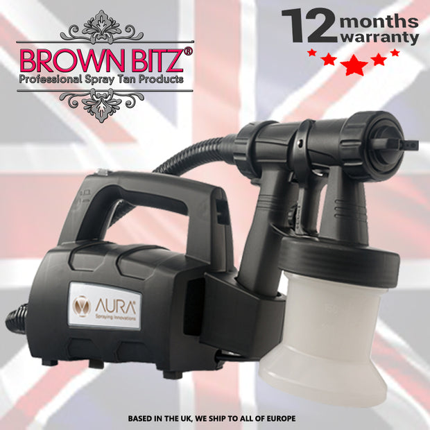Aura elite compact professional spray tan machine small salon or mobile - Brown Bitz                                                                                                                                                            .