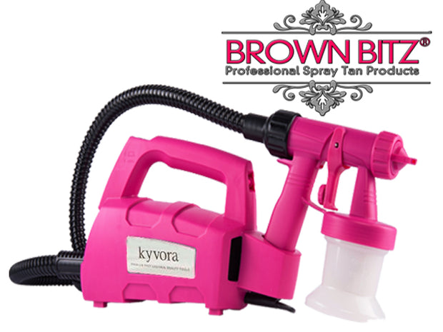 Special offer Aura elite compact professional spray tan machine In Hot Pink - Brown Bitz                                                                                                                                                            .