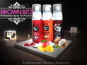 Self tan mousse 200ml Bottle choose your tanning - Brown Bitz                                                                                                                                                            .