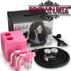 Rapid Professional spray tan machine by tanning essentials - Brown Bitz                                                                                                                                                            .