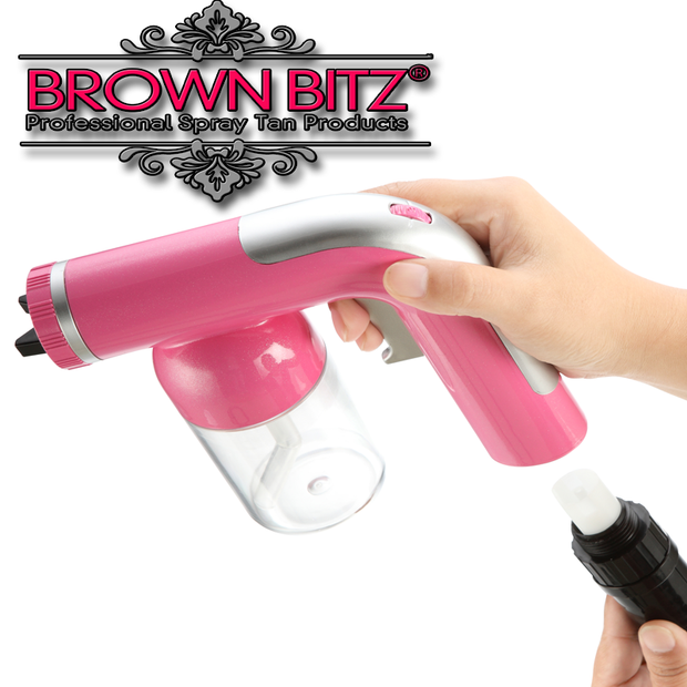 Rapid Professional tanning machine by tanning essentials choose colour - Brown Bitz                                                                                                                                                            .
