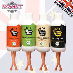 spray tan solutions by Brown bitz tanning at its best