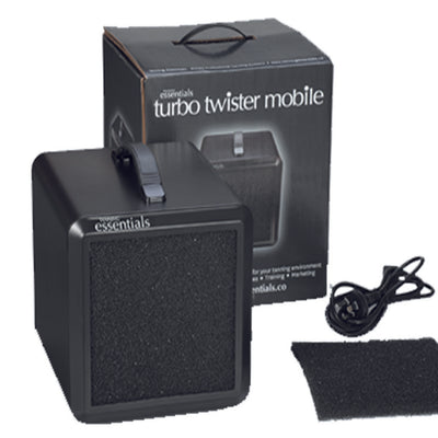Twister mini mobile extraction and filtration spray tan system by tanning essentials