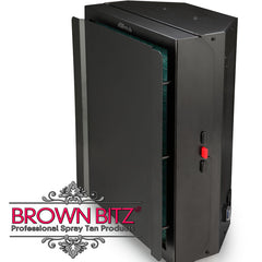 Tanning Essentials twister portable spray tan extractor filtration system - Brown Bitz                                                                                                                                                            .