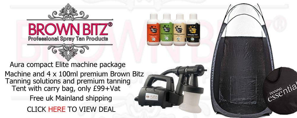 spray tanning package Pro