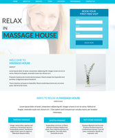 Massage Therapist Unbounce Template