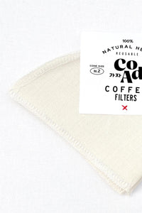 No. 2 Hemp Coffee Filters