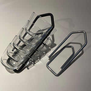 Gem - Bottle holder / Ceiling hanger - Silkes Vit