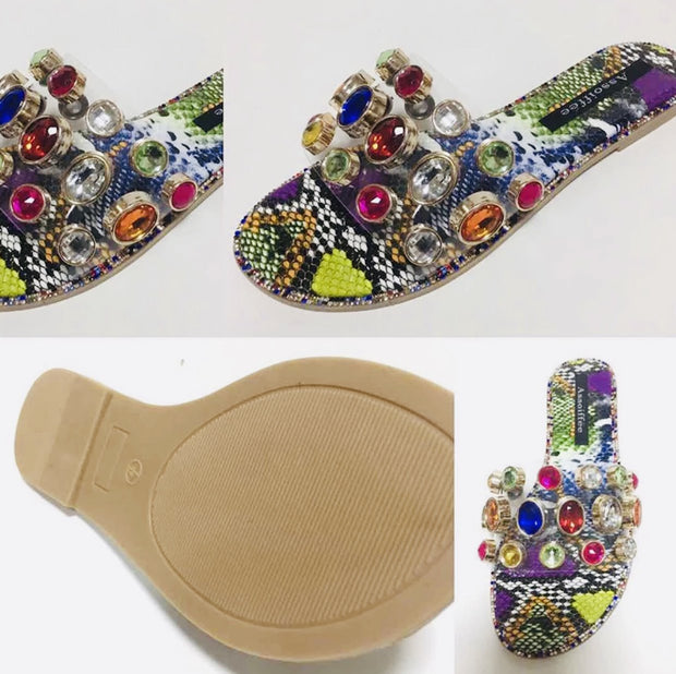 GemStone Slides Snake Skin