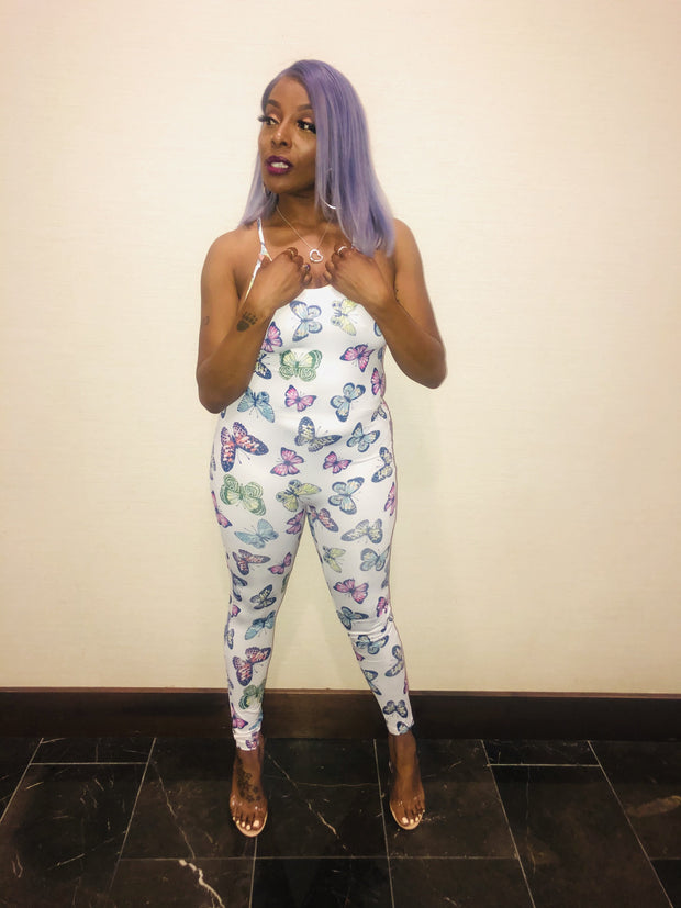 Butterfly Effect Jumpsuit