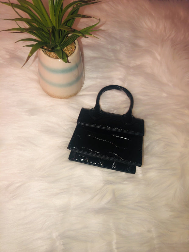 'Croc' Mini Crossbody bag